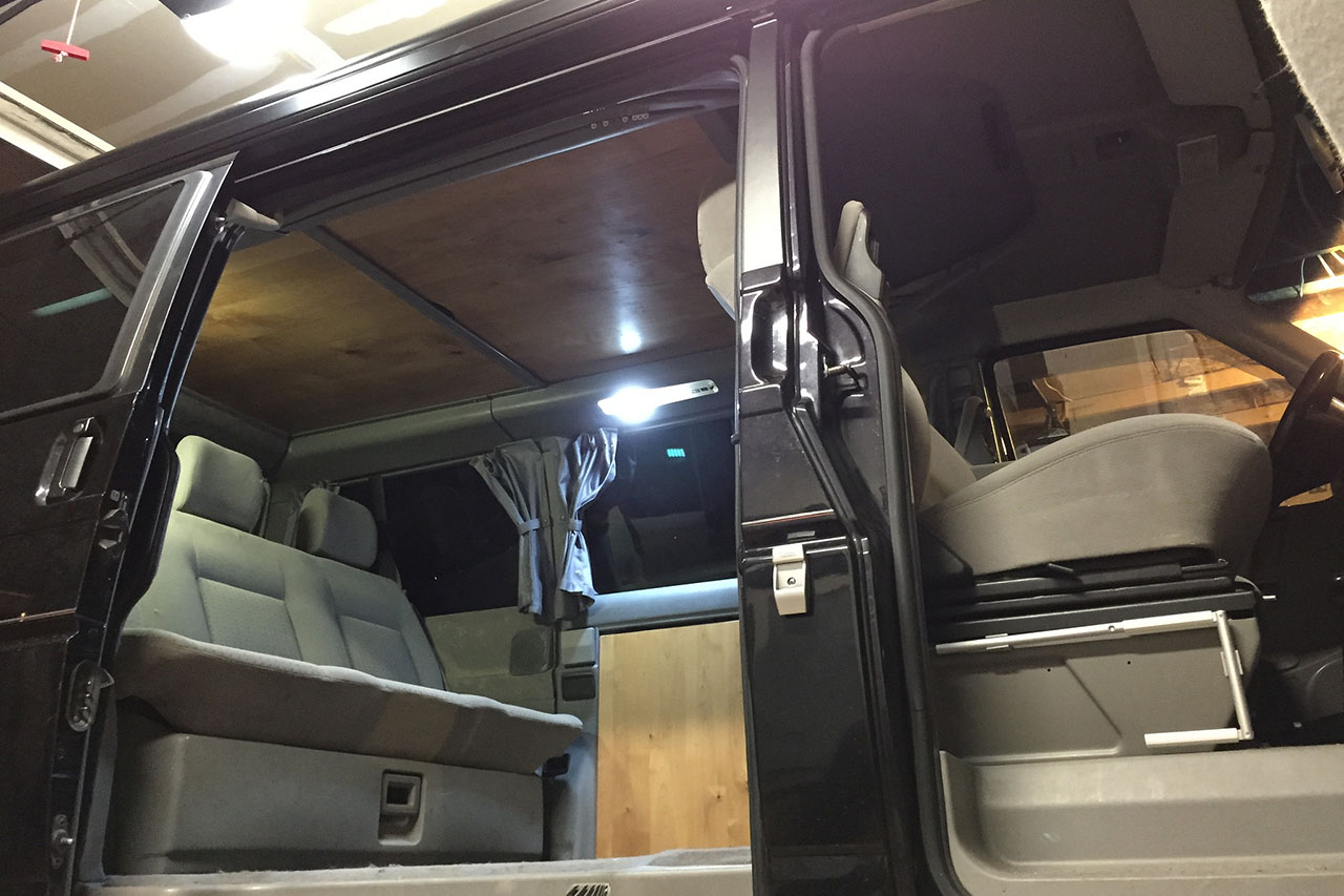 night fury eurovan conversion